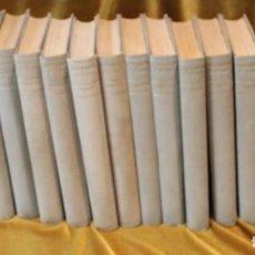 Coleccionismo de Revista Historia y Vida: REVISTA HISTORIA Y VIDA, 66 PRIMEROS NÚMEROS, 1968 A 1973, ENCUADERNADA EN TELA, 17,5 X 26 CM. Lote 292412158