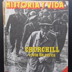 Coleccionismo de Revista Historia y Vida: REVISTA HISTORIA Y VIDA Nº 135 - 1979. Lote 295595993