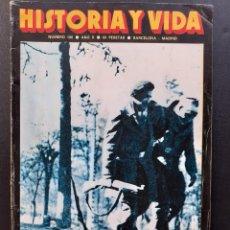 Coleccionismo de Revista Historia y Vida: REVISTA HISTORIA Y VIDA Nº 108 - 1977. Lote 295607058