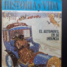Coleccionismo de Revista Historia y Vida: REVISTA HISTORIA Y VIDA Nº 30 - 1970. Lote 295607468