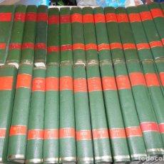 Coleccionismo de Revista Historia y Vida: 29 TOMOS REVISTA ENCUADERNADA DE HISTORIA Y VIDA DE 1968 A 1982 14 AÑOS COMPLETOS DEL 1 AL 171. Lote 295621508