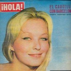 Coleccionismo de Revista Hola: HOLA Nº 945 - 6 DE OCTUBRE DE 1962. Lote 24909730