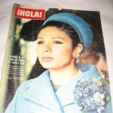 Coleccionismo de Revista Hola: HOLA Nº 1202 DE 9/09/67. EL MANAGER DE LOS BEATLES, MUERTO EN CIRCUNSTANCIAS MISTERIOSAS. Lote 24106585