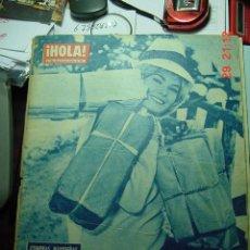 Coleccionismo de Revista Hola: 3513 REVISTA HOLA JUAN CARLOS Y SOFIA -BALDUINO Y FABIOLA Nº 904 AÑO 1961 MAS EN COSAS&CURIOSAS. Lote 10886061