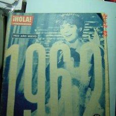 Coleccionismo de Revista Hola: 3514 REVISTA HOLA INGRID BERGMAN - LUCIA BOSÉ - B BARDOT Nº 905 AÑO 1962 MAS EN COSAS&CURIOSAS. Lote 10886062