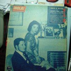 Coleccionismo de Revista Hola: 3639 REVISTA HOLA SIMEON DE BULGARIA PRINCESA SOFIA ETC Nº 899 AÑO 1961 MAS EN COSAS&CURIOSAS. Lote 6282610