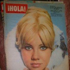 Coleccionismo de Revista Hola: REVISTA ¡HOLA! Nº 1119. 5 DE FEBRERO 1966. INDIRA GANDHI, BEATRIZ Y CLAUS ENFADADISIMOS. Lote 23524626