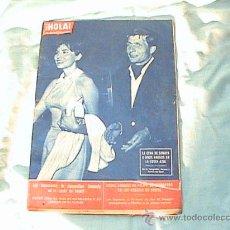 Coleccionismo de Revista Hola: REVISTA HOLA - AÑO 1962- EN PORTADA, SORAYA Y SACHS VON OPEL.. Lote 105351720