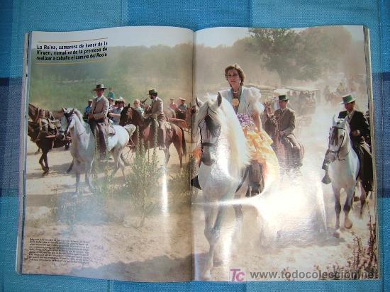 Coleccionismo de Revista Hola: REVISTA HOLA -LA REINA CUMPLE SETENTA AÑOS- 95 FOTOS INEDITAS 5 NOV. 2008 - Foto 4 - 26489678
