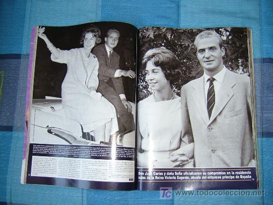 Coleccionismo de Revista Hola: REVISTA HOLA -LA REINA CUMPLE SETENTA AÑOS- 95 FOTOS INEDITAS 5 NOV. 2008 - Foto 3 - 26489678