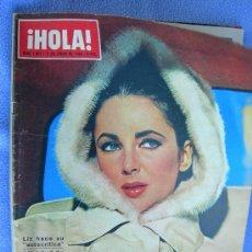 Coleccionismo de Revista Hola: REVISTA HOLA. LOTE DE 6 REVISTAS DISTINTAS. Lote 13152184