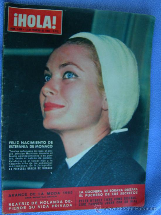 Coleccionismo de Revista Hola: REVISTA HOLA. LOTE DE 6 REVISTAS DISTINTAS - Foto 3 - 13152184