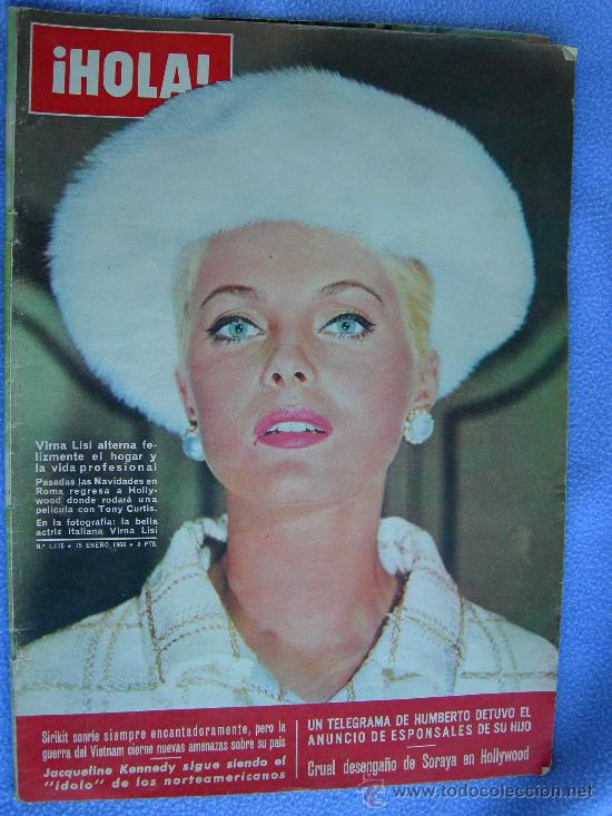 Coleccionismo de Revista Hola: REVISTA HOLA. LOTE DE 6 REVISTAS DISTINTAS - Foto 6 - 13152184