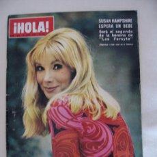 Coleccionismo de Revista Hola: REVISTA ¡HOLA! 29 ABRIL 1972 Nº 1444. Lote 21356786