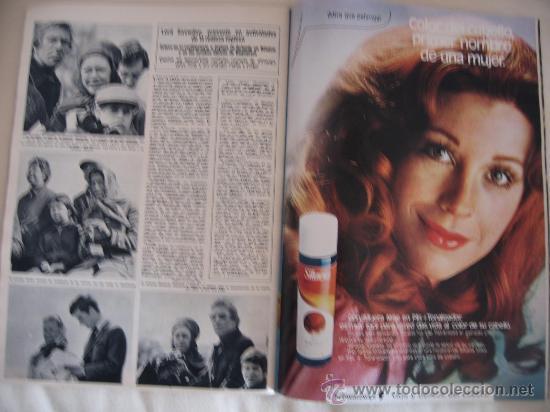 Coleccionismo de Revista Hola: Revista ¡Hola! 29 Abril 1972 nº 1444 - Foto 3 - 21356786