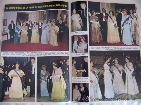 Coleccionismo de Revista Hola: Revista ¡Hola! 29 Abril 1972 nº 1444 - Foto 4 - 21356786