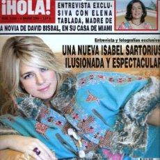 Coleccionismo de Revista Hola: REVISTA HOLA 5 DE ENERO DE 2006 Nº 3.205. Lote 25637242