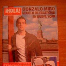 Coleccionismo de Revista Hola: REVISTA HOLA -Nº 3214-8 MARZO 2006. Lote 17356639