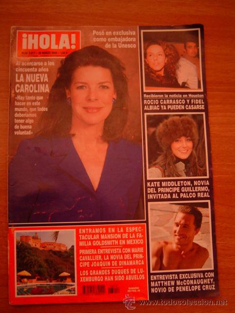 REVISTA HOLA Nº 3217 -29 MARZO 2006 (Coleccionismo - Revistas y Periódicos Modernos (a partir de 1.940) - Revista Hola)