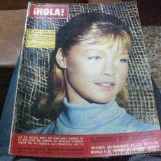 Coleccionismo de Revista Hola: REVISTA HOLA FEBRERO 1964 PORTADA MARISOL. Lote 19226651