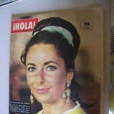 Coleccionismo de Revista Hola: REVISTA HOLA Nº 1052 AÑO 1964. Lote 20554034