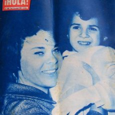 Coleccionismo de Revista Hola: REVISTA ¡ HOLA ! ABRIL 1962 Nº 919. Lote 25756854