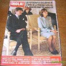 Coleccionismo de Revista Hola: HOLA Nº 2843 4 FEBRERO DE 1999. Lote 27322798