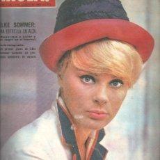 Coleccionismo de Revista Hola: REVISTA ¡ HOLA ! Nº 1.145 AGOSTO 1966. Lote 22685689