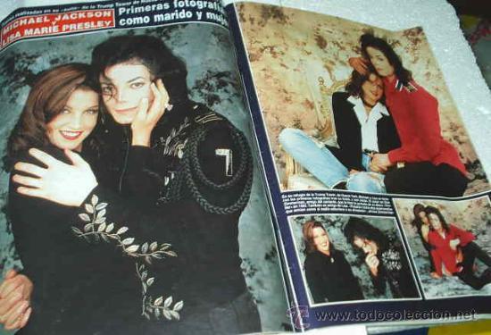 Coleccionismo de Revista Hola: HOLA - REVISTA DE 25/08/1994-Nº 2611- MICHAEL JACKSON-FOTOS BODA CON LA HIJA DE ELVIS PRESLEY- LEER - Foto 2 - 23523086