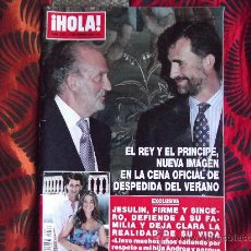 Coleccionismo de Revista Hola: HOLA-Nº3.397-9 SEPTIEMBRE 2009-116 PAGINAS-JESULIN-PANTOJA-CAYETANA DE ALBA-ELSA PATAKY ETC.... Lote 23913826