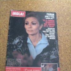 Coleccionismo de Revista Hola: HOLA ! OCTUBRE 1979 .. Lote 26539866