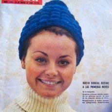 Coleccionismo de Revista Hola: REVISTA ¡ HOLA ! Nº 1.065 ENERO 1965 . Lote 26823538