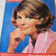 Coleccionismo de Revista Hola: REVISTA ! HOLA ! Nº 1.169 ENERO 1967. Lote 27400310