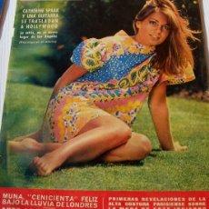 Coleccionismo de Revista Hola: REVISTA ! HOLA ! Nº 1.144 JULIO 1966 . Lote 27401036