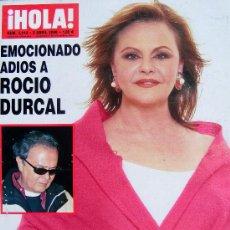 Coleccionismo de Revista Hola: REVISTA ! HOLA ! Nº 3214 MARZO 2006 . Lote 27401222