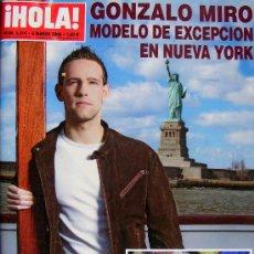 Coleccionismo de Revista Hola: REVISTA ! HOLA ! Nº 3.214 MARZO 2006 . Lote 27401262