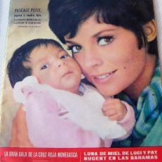 Coleccionismo de Revista Hola: REVISTA ¡ HOLA ! Nº 1.147 AGOSTO 1966. Lote 27496812