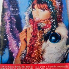 Coleccionismo de Revista Hola: REVISTA ¡ HOLA ! Nº 1.163 DICIEMBRE 1966. Lote 27496895