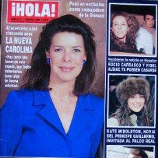Coleccionismo de Revista Hola: REVISTA ¡ HOLA ! Nº 3.217 MARZO 2006. Lote 27517088