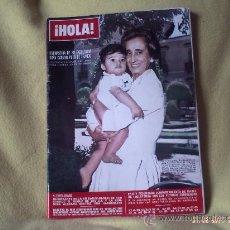 Coleccionismo de Revista Hola: HOLA--- Nº 1508 AÑO 1973. Lote 49205786