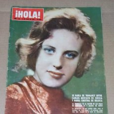 Coleccionismo de Revista Hola: REVISTA HOLA / MAYO 1970.. Lote 28495443