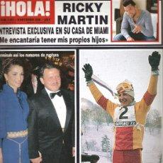 Coleccionismo de Revista Hola: REVISTA ¡HOLA ! Nº 3.250 NOVIEMBRE 2006. Lote 28563688
