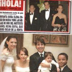 Coleccionismo de Revista Hola: REVISTA ¡HOLA ! Nº 3.252 NOVIEMBRE 2006. Lote 28563712