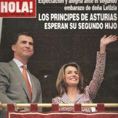 Coleccionismo de Revista Hola: REVISTA ¡HOLA ! Nº 3.244 OCTUBRE 2006. Lote 28563768