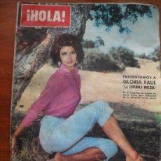 Coleccionismo de Revista Hola: REVISTA HOLA Nº 970, 20 DE MARZO DE 1963, ELVIS PRESLEY Y SU VIDA PRIVADA. Lote 28942995