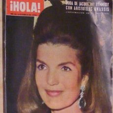Collectionnisme de Magazine Hola: REVISTA ¡ HOLA ! Nº 1.261 OCTUBRE 1968. Lote 62302487