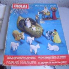 Coleccionismo de Revista Hola: REVISTA ACTUALIDAD HOLA. Lote 29860113