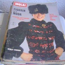 Coleccionismo de Revista Hola: REVISTA ACTUALIDAD HOLA - NUM. ESPECIAL.. Lote 29860197