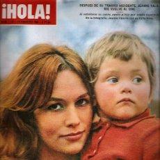 Coleccionismo de Revista Hola: REVISTA ¡ HOLA ! Nº 1121 FEBRERO 1966. Lote 30186118
