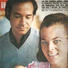 Coleccionismo de Revista Hola: REVISTA ¡ HOLA ! Nº 1.364 OCTUBRE DE 1970 . Lote 30241187